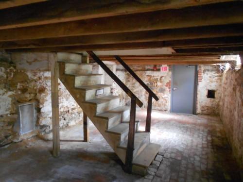 aménager cave sous-sol utiliser avant p