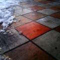 carrelage neige
