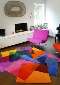 10 idées de tapis pour une décoration design, unique et originale