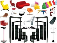Zanotta ou la poésie du Design