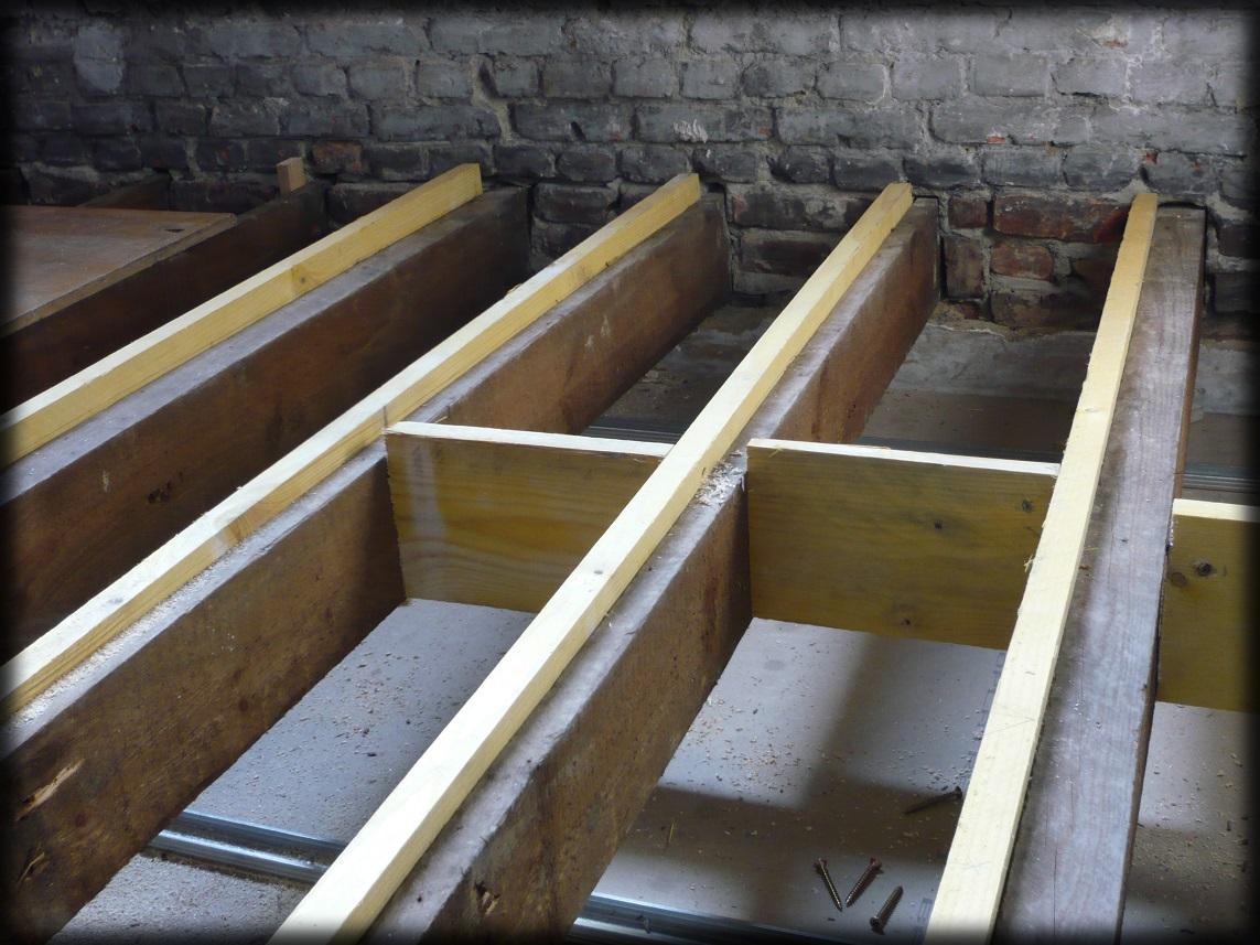 Changer Le Plancher D Une Maison redresser un plancher